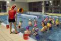 Mikołajki na basenie